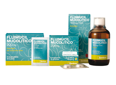 A Fluimucil története